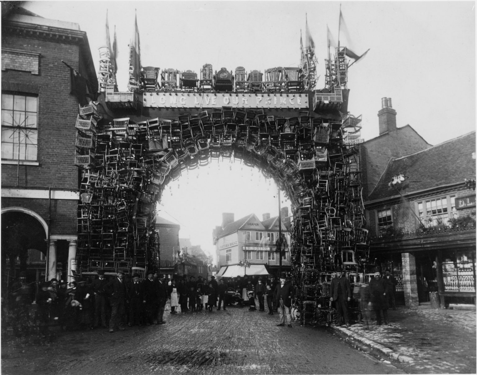 Chair Arch, 1884