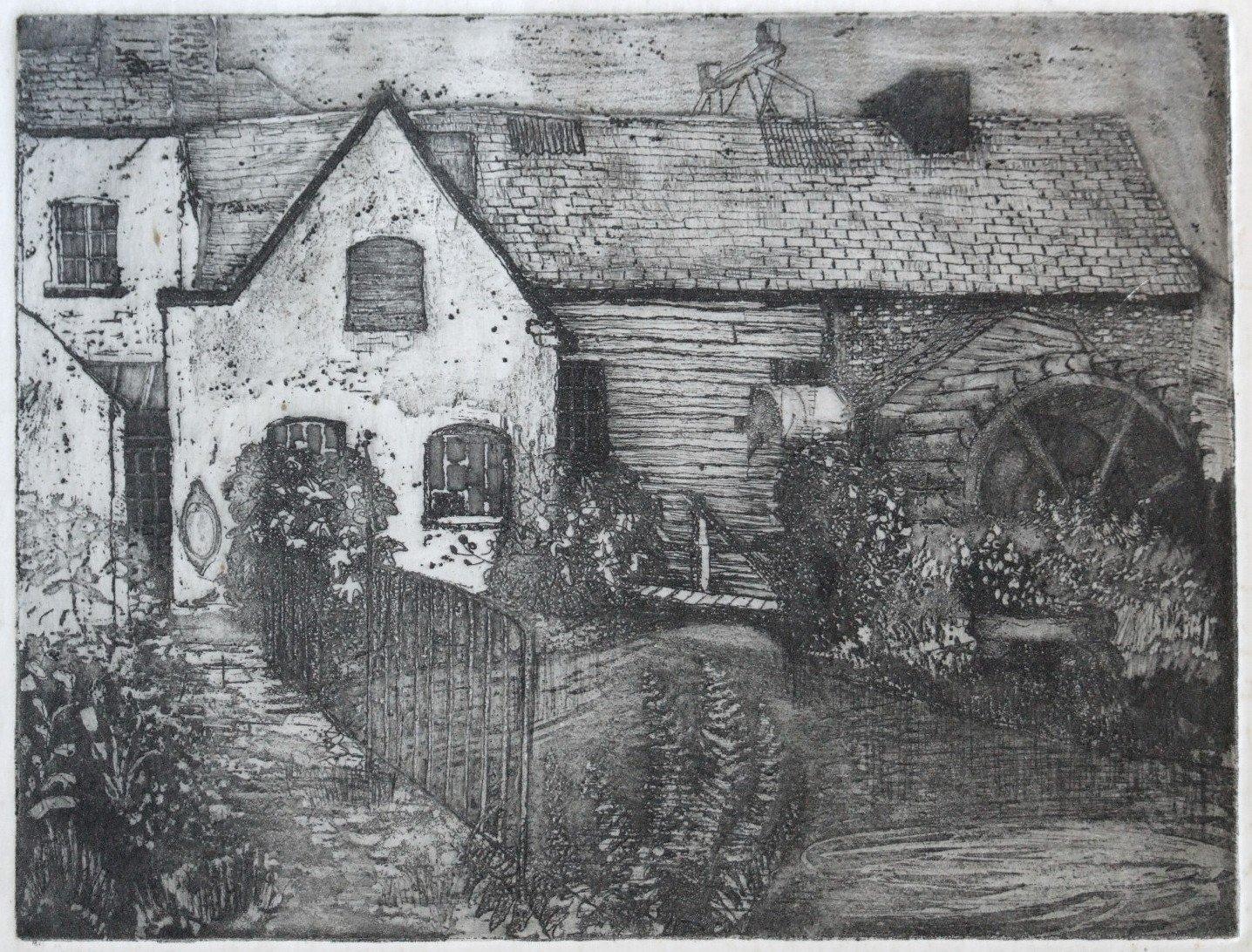 Pann Mill, by Lorna Cassidy