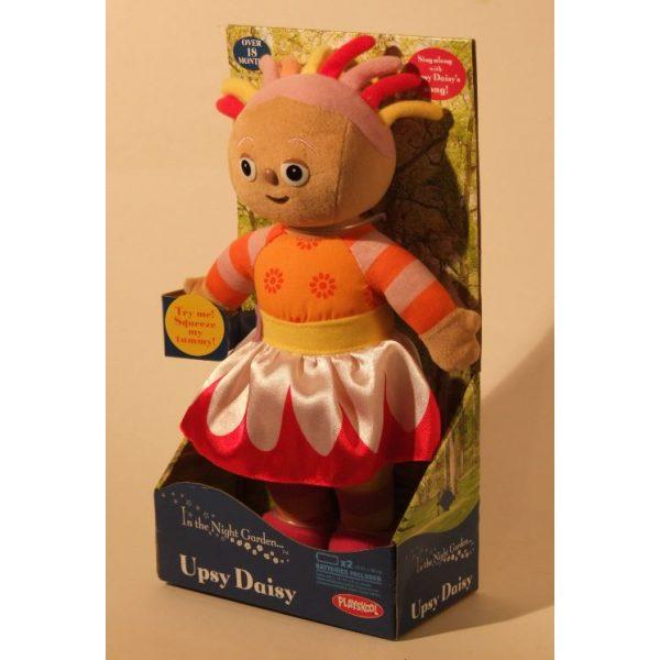 Soft Upsy Daisy toy