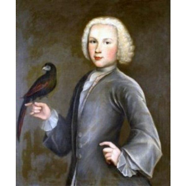 Portrait of Joseph Pettifer