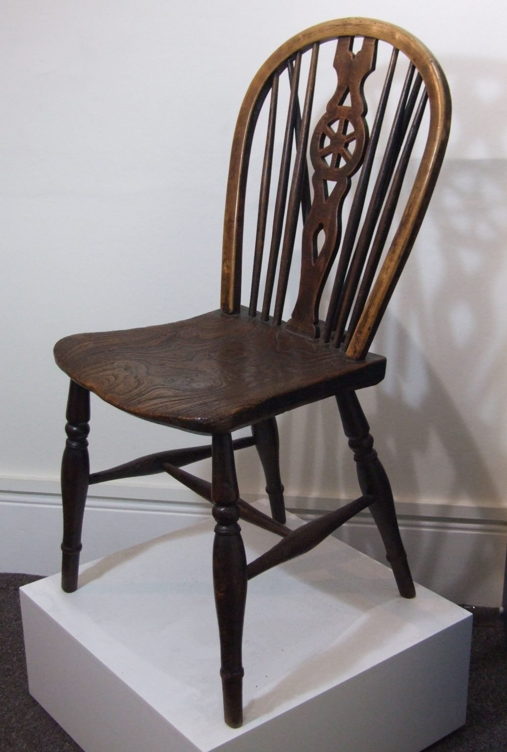 Wheelback Windsor Chair