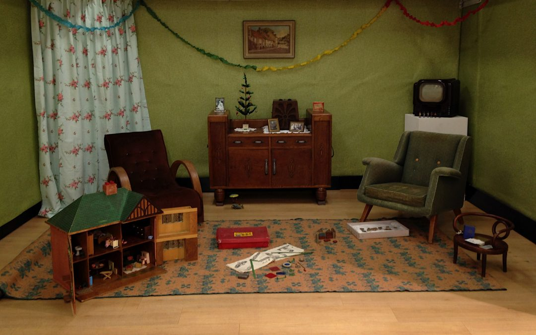 At Home: A Mini Exhibition