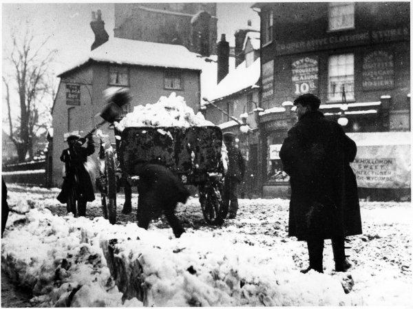 Church Street, 1895