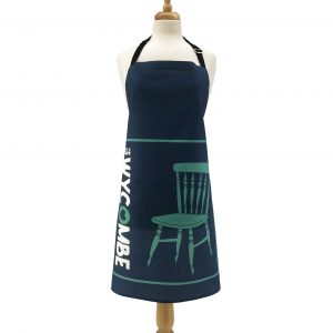 Wycombe Museum - 'Blue Chair' Apron