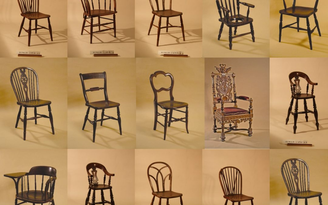 Our Brand New Chair Database