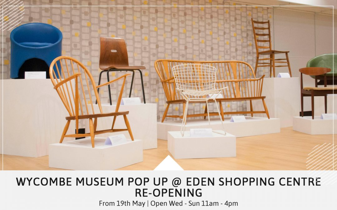 Wycombe Museum Eden Centre Pop-Up Reopning Soon!