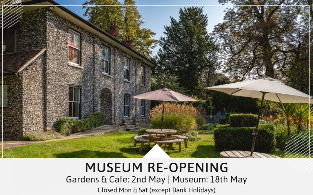 Wycombe Museum is Re-Opening!