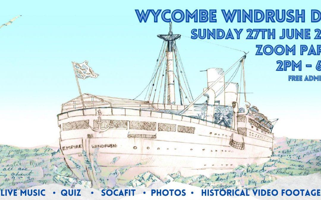 Wycombe Windrush Day 2021