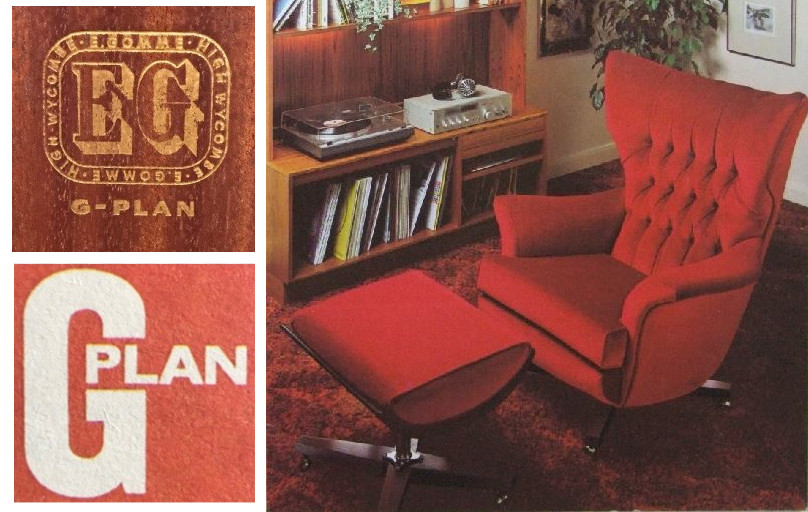 G-Plan Furniture – A Potted History