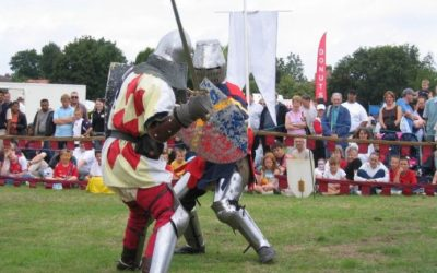 What was medieval combat like?